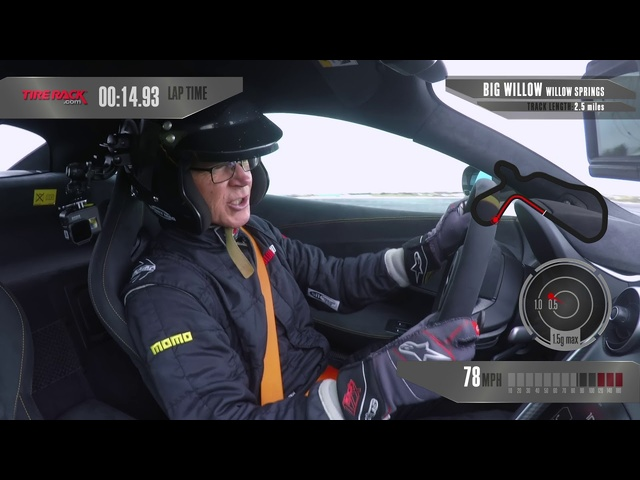 Tire Rack Hot Lap: 2019 <em>McLaren</em> 600LT