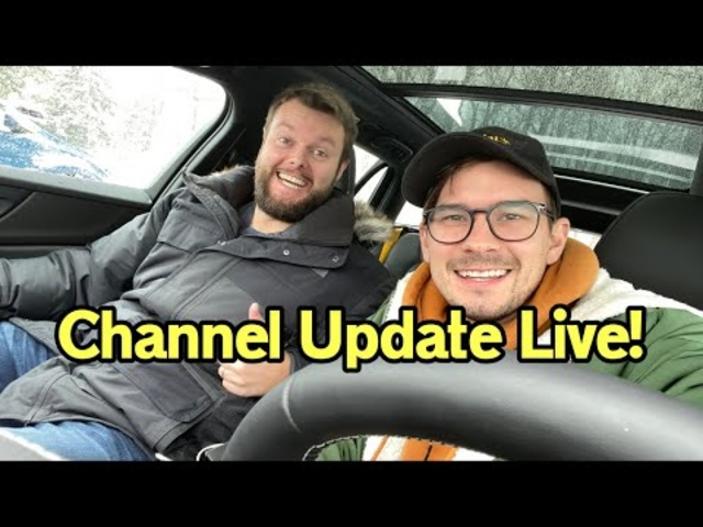 Channel Update Live!