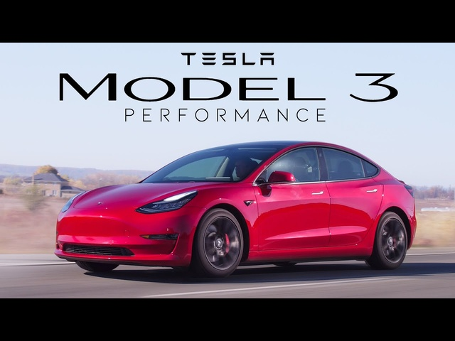 Engineering Explained's <em>Tesla</em> Model 3 Performance Review