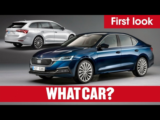 NEW 2020 Skoda Octavia revealed – full details on the new VW Golf rival | What Car?