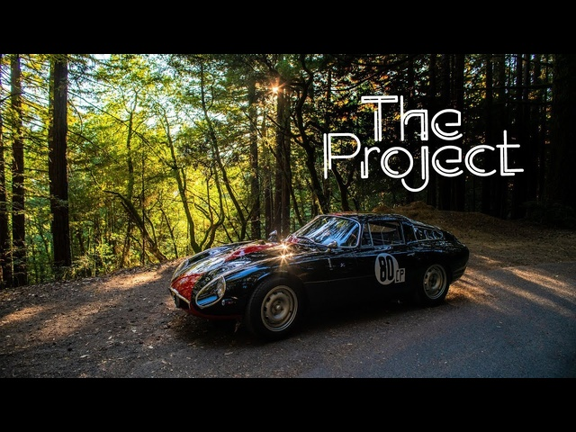 1964 Alfa Romeo Giulia TZ: The Project | Petrolicious