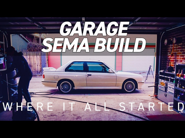 BMW E30 M3 S55 Engine Swap For Charity: Meet The SEMA Student Build Team [EPISODE 1]