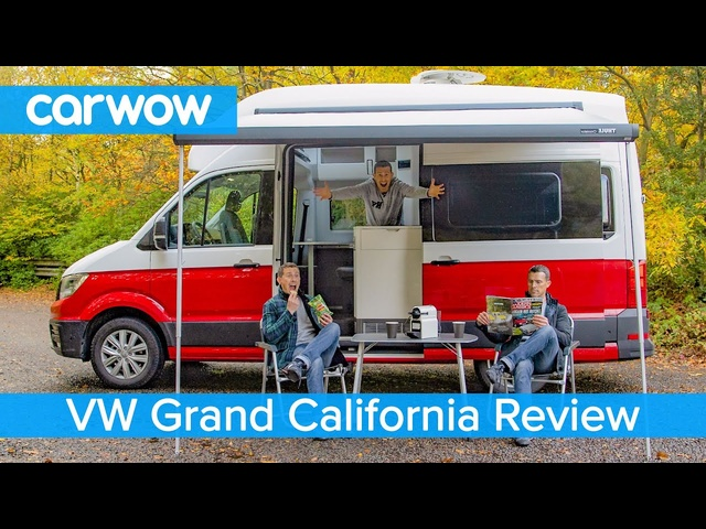 <em>Volkswagen</em> Grand California 2020 review - is this really worth 70k?