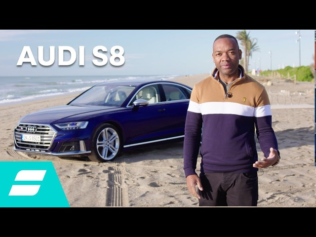 <em>Audi</em> S8 2020 review: Is this the BEST car in the WORLD?