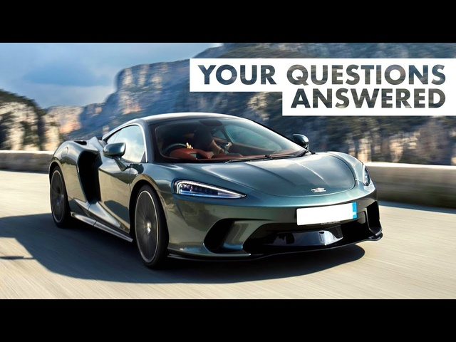 McLaren GT: Your Questions Answered | Carfection 4K