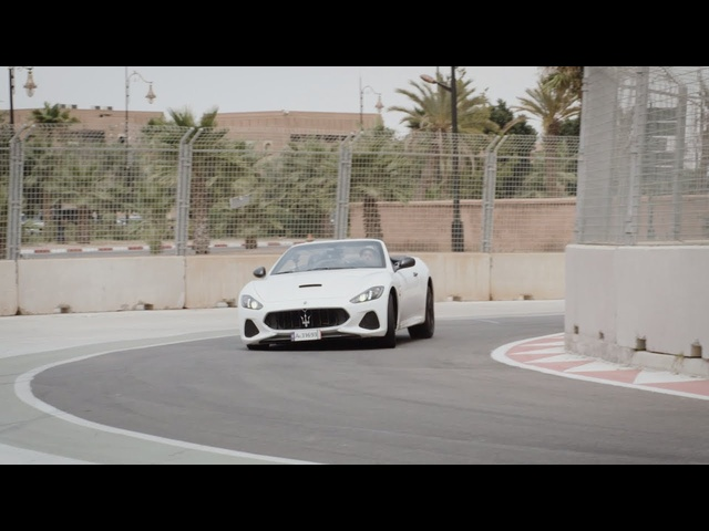 Mike Spinelli Drives the LOUDEST Maserati in a Place He Shouldn't - 11/17 AT 8:30PM ET on NBC SPORTS
