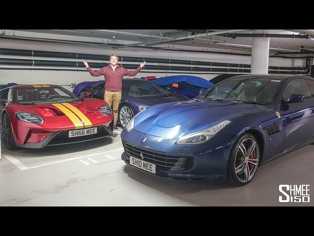 My <em>Ferrari</em> GTC4Lusso is Back After 4 MONTHS!