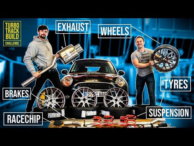 Building Our Mini To Be A Turbo Track Monster: Part 2