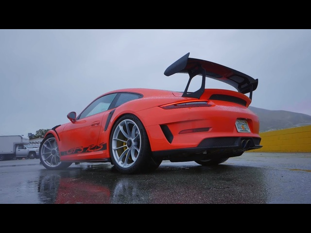 Tire Rack Hot Lap: Porsche GT3 RS