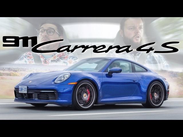 2020 <em>Porsche</em> 911 Carrera 4S Review -The ALL NEW 992