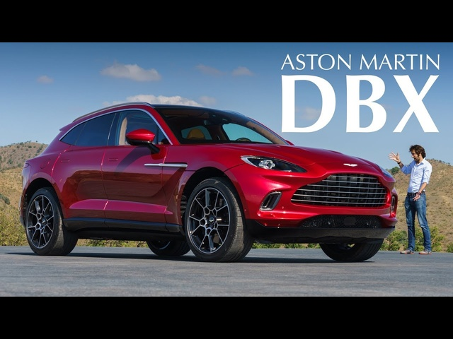 NEW Aston Martin DBX: In-Depth Walkaround | Carfection 4K