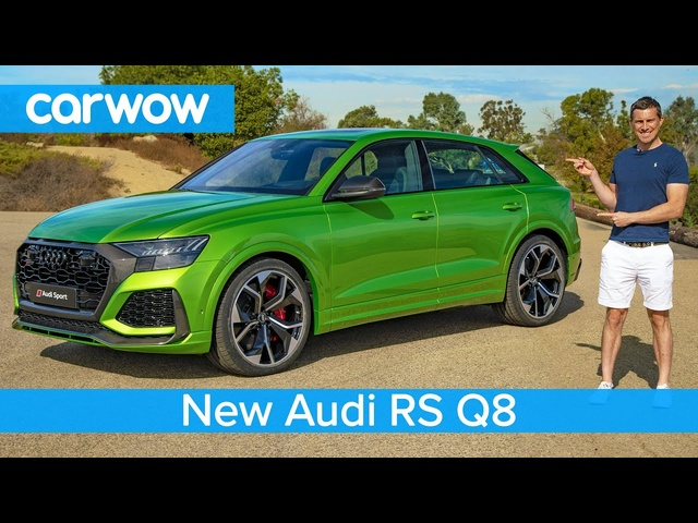 New Audi RS Q8 2020 - is this even better than a Lamborghini Urus?