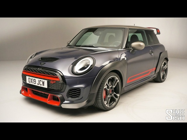 Check Out the New 2020 MINI JCW GP3! | FIRST LOOK