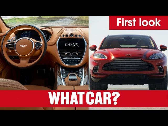 2020 Aston Martin DBX revealed – new luxury SUV detailed! | What Car?
