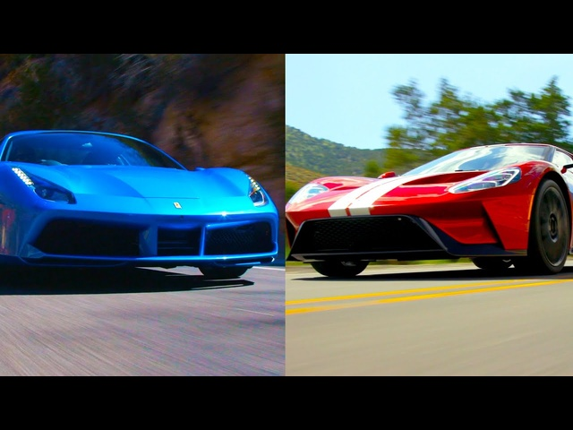 Fords and Ferraris! All-Time Great Cars!