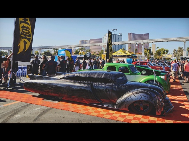 2019 Hot Wheels™ Legends Tour: SEMA