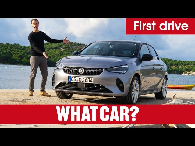 New 2020 Vauxhall (Opel) Corsa review – the best small car? | What Car?