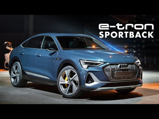 NEW Audi E-tron Sportback: First Look | Carfection