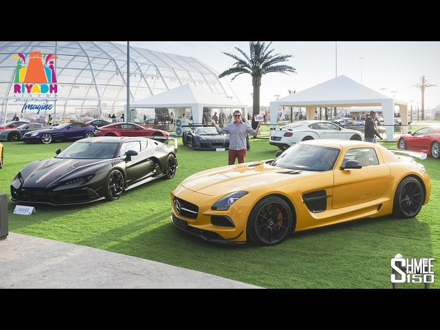 Buying aNew Car at the World's Most Insane Supercar Auction!?