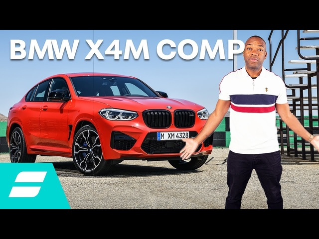BMW X4M Review: Is it REALLY worth £80,000?