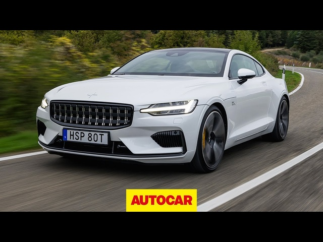 Polestar 1 review | Polestar's 600bhp PHEV coupe driven | Autocar