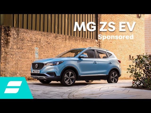 How the electric MG ZS EV can save you money (sponsored)