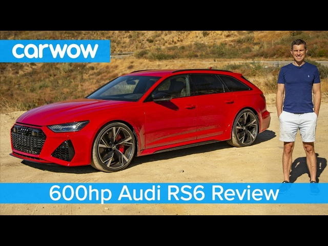 <em>Audi</em> RS6 2020 REVIEW - see why I prefer it to an M5 and E63!