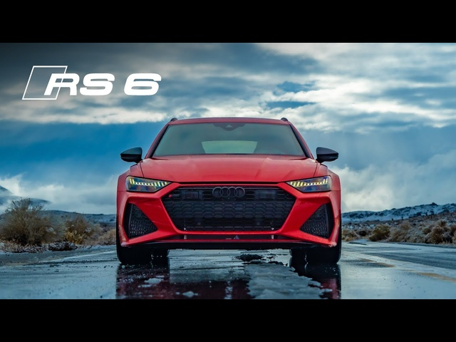 2020 <em>Audi</em> RS6: Road Review - Ready For America! | Carfection 4K