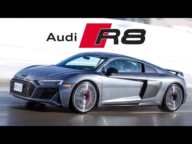 2020 <em>Audi</em> R8 V10 Performance Review - The BEST Everyday Supercar?