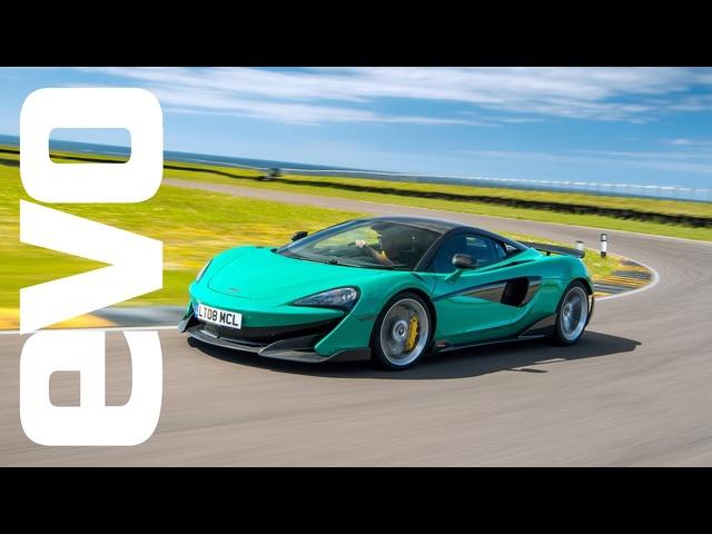 McLaren 600LT -quicker than Porsche's 911 GT3? | evo LEADERBOARD
