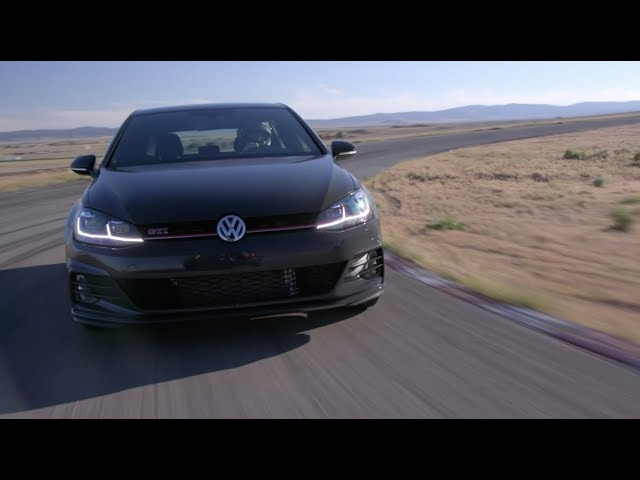 Tire Rack Hot Lap: 2019 Volkswagen Golf GTI