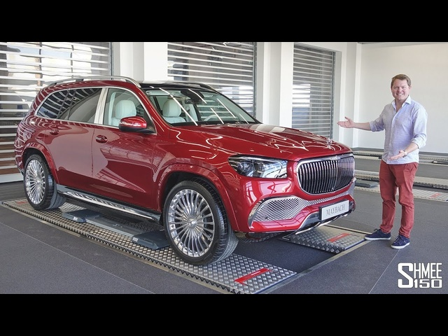 The New MAYBACH GLS 600 is the MOST LUXURIOUS SUV EVER!