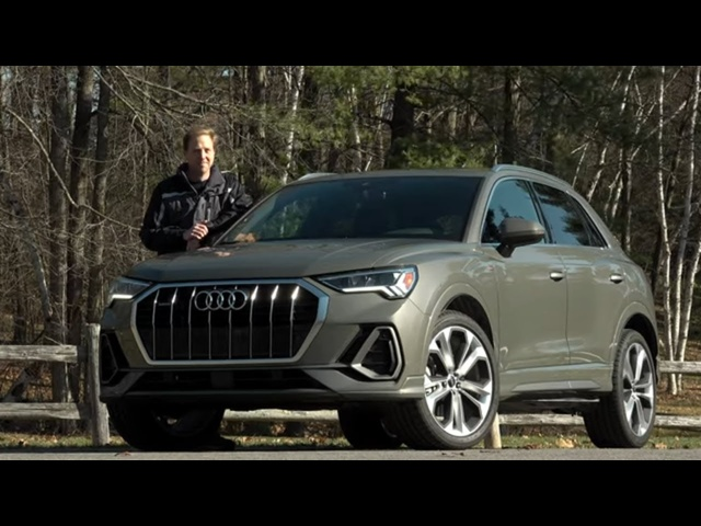 2019 <em>Audi</em> Q3 | Matured But Pricey | Steve Hammes