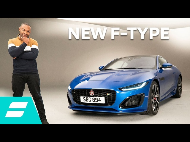New 2020 <em>Jaguar</em> F-Type: Engine sounds, interior and exterior review