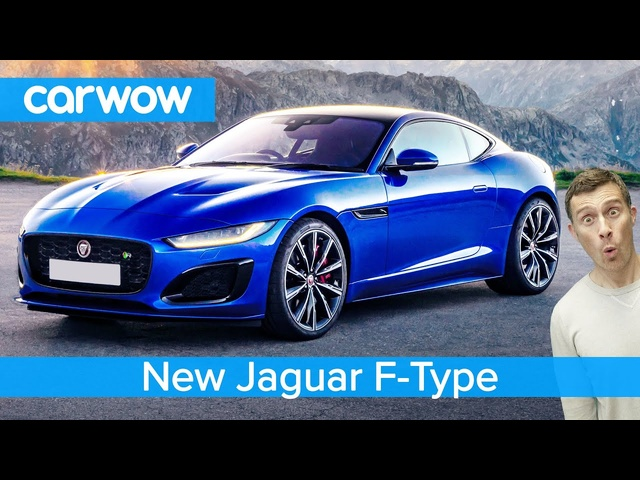 New <em>Jaguar</em> F-Type - what the heck have they done to the design!?!
