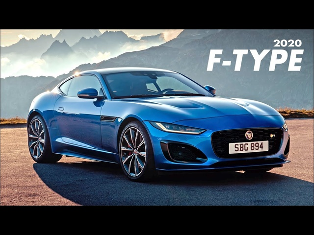 NEW 2020 <em>Jaguar</em> F-Type: In-Depth First Look | Carfection
