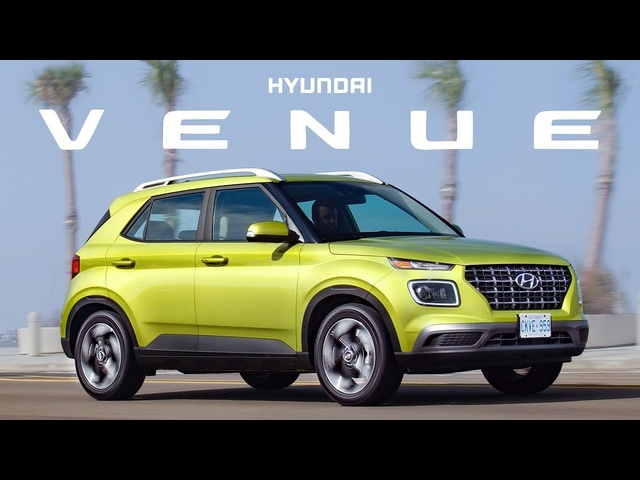 2020 Hyundai Venue Review - Cheapest, Newest, Smallest Millennial-Mobile