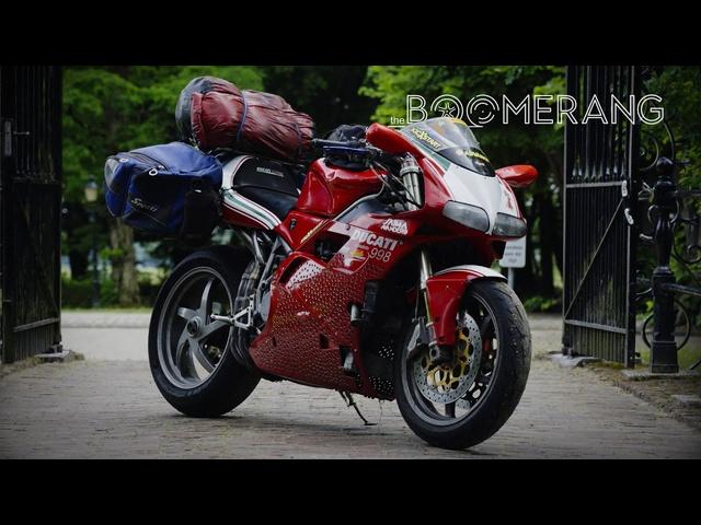2002 Ducati 998: The Boomerang | Petrolicious