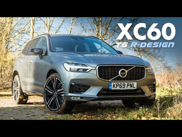 Volvo XC60 T6 R-Design: Our New Long-Termer | Carfection 4K