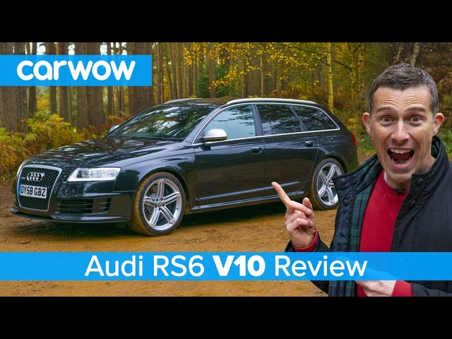 Audi RS6 V10 Turbo ???? REVIEW - is this the best value performance car in the WORLD?