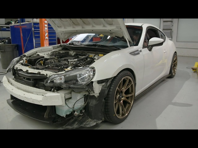 Super Street Week To Wicked – Subaru BRZ – Day 3 Recap