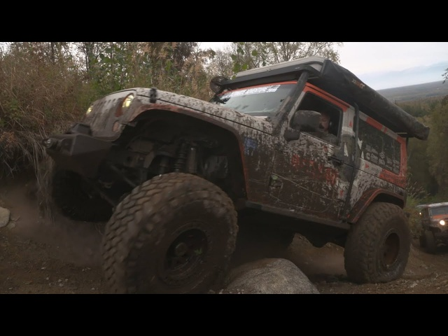 Ultimate Adventure 2019 Episode 5, Wildfires, Cool Machines, and Epic Off-Roading in Alaska #UA2019