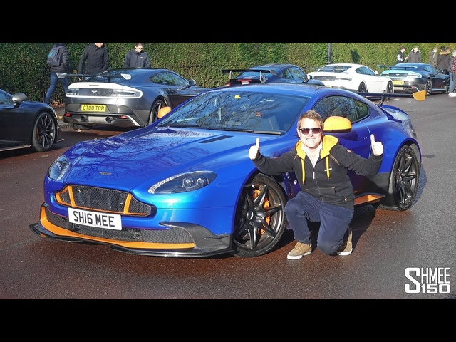 My Aston Martin Vantage GT8 3 Year Old UPDATE!