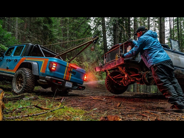 The New Jeep Gladia-Tow Adventure—Dirt Every Day Preview Ep. 98