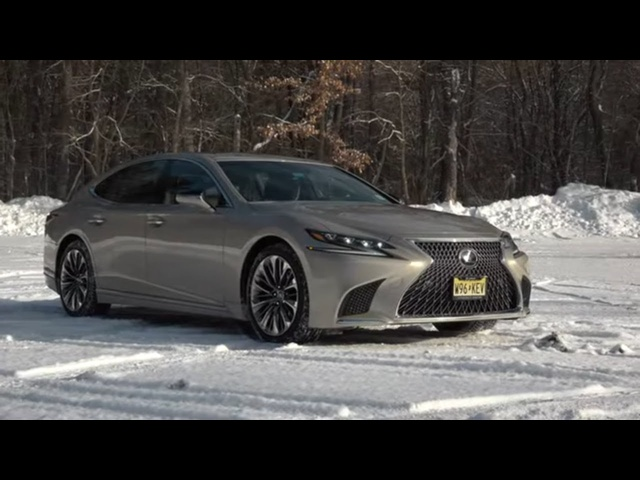 2019 Lexus LS 500h | Does the Hybrid Make Sense? | Steve Hammes