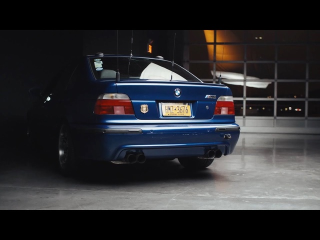 Why Alex Roy Chose a BMW M5 To Break the Cannonball Run Record (Ice-T Narration)