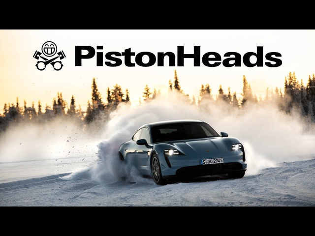 The first properly fun electric car | Porsche Taycan 4S | PistonHeads
