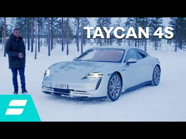 Porsche Taycan 4S Review: Finally! An exciting electric car
