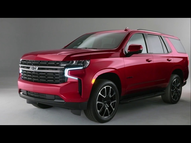 2021 Chevy Tahoe & Suburban | The Big Get Even Bigger | Steve Hammes