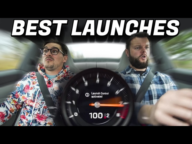 Best LAUNCH CONTROL Reactions 2019 -The Straight Pipes
